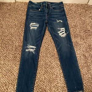 American eagle jeans lightly worn